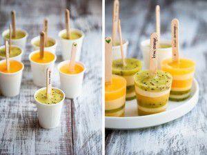 Cách làm kem que cam kiwi thơm ngon mát lạnh-hình số-3