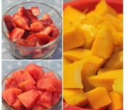 Cách làm kem que trái cây đơn giản tại nhà
