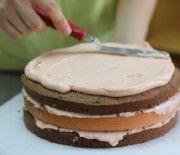 Cách làm kem bánh bông lan ngon tuyệt