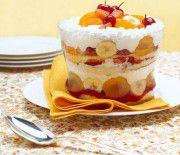 Cách làm kem hoa quả ngon siêu nhanh