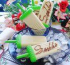 Cách làm kem que húng quế giải nhiệt cho mùa hè