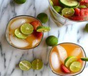 Cách làm cocktail trái cây ngon đến giọt cuối cùng