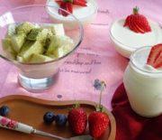 Cách làm sữa chua dẻo bằng bột gelatin đặc biệt