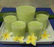 Cách làm sữa đậu xanh thơm ngon ai cũng mê