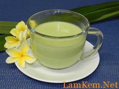Cách làm sữa đậu xanh thơm ngon ai cũng mê-hình số-4