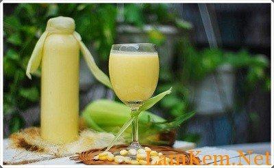 Cách làm sữa ngô (sữa bắp ) thơm ngon tại nhà-hình số-5