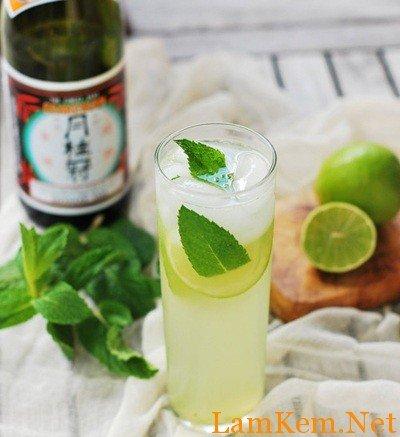 Cách pha chế cocktail bạc hà thơm mát tận hưởng ngày hè-hình số-1