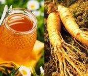 Cách làm nhân sâm mật ong tốt cho sức khoẻ
