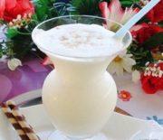 Cách làm sinh tố vú sữa ngon ơi là ngon