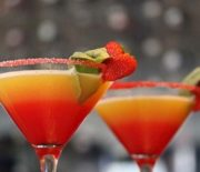 Cách pha chế cocktail tequila sunrise cảm giác mạnh