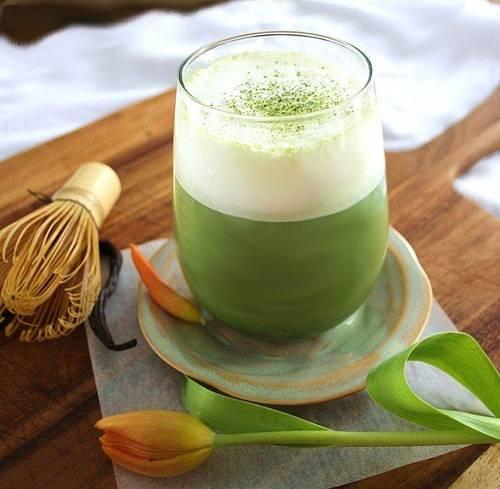 Cách làm matcha green tea đơn giản tại nhà-hình số-3