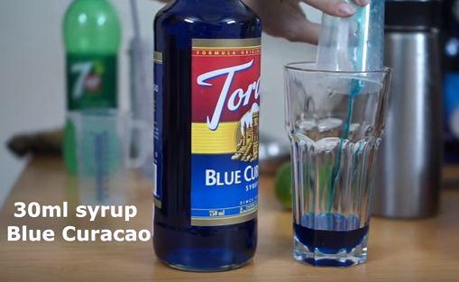 Cách làm mojito blue tròn vị như ngoài tiệm-hình số-1