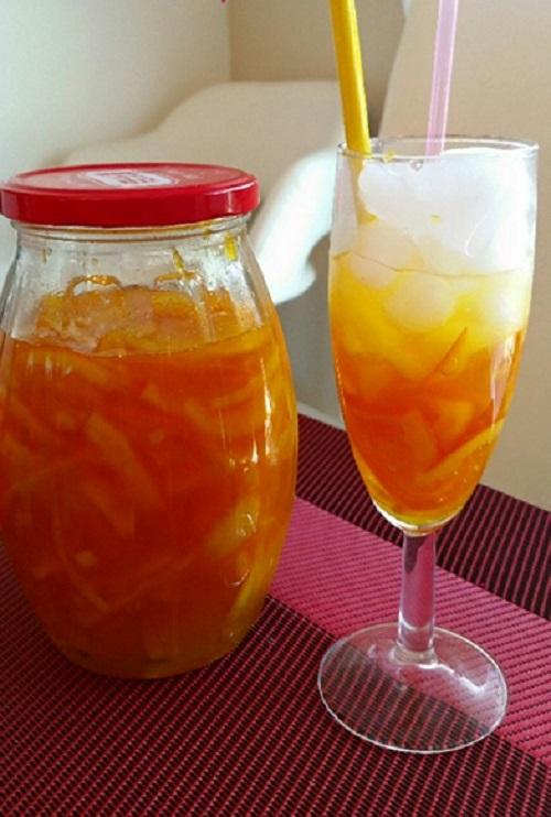 Cách làm siro cam ngon thanh nhiệt cho ngày hè-hình số-1