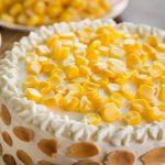 cách làm bánh kem bắp ngon tại nhà