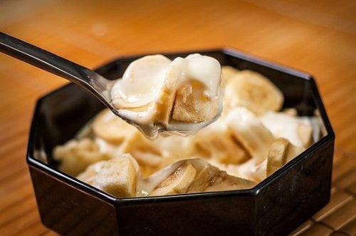 Cách làm sữa chua chuối Hàn quốc cực mới lạ-hình số-1