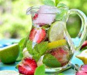 Những loại đồ uống giúp bạn giảm mỡ bụng hiệu quả