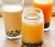 Tự làm trà sữa chanh dây thơm ngon giải nhiệt