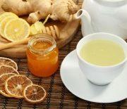 Cách pha trà gừng mật ong uống tốt cho sức khỏe