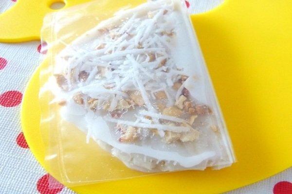 Cách làm kem chuối sữa dừa ngon chuẩn vị, ăn là nghiền-hình số-4